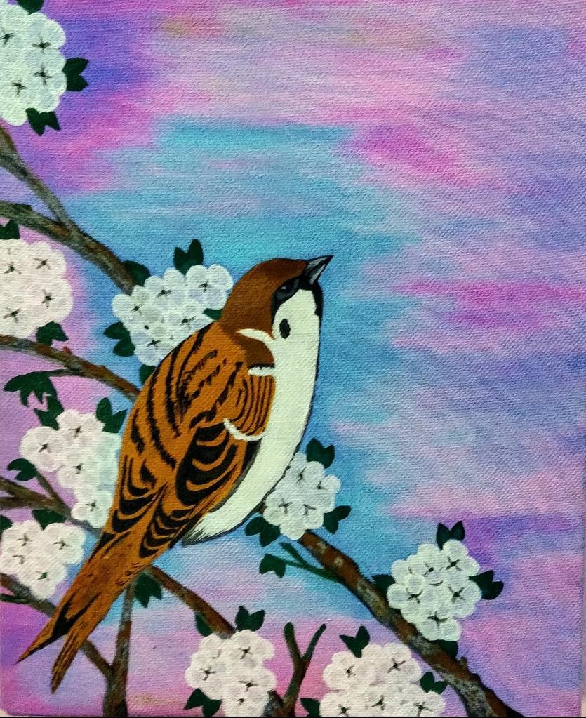 Childhood birdie