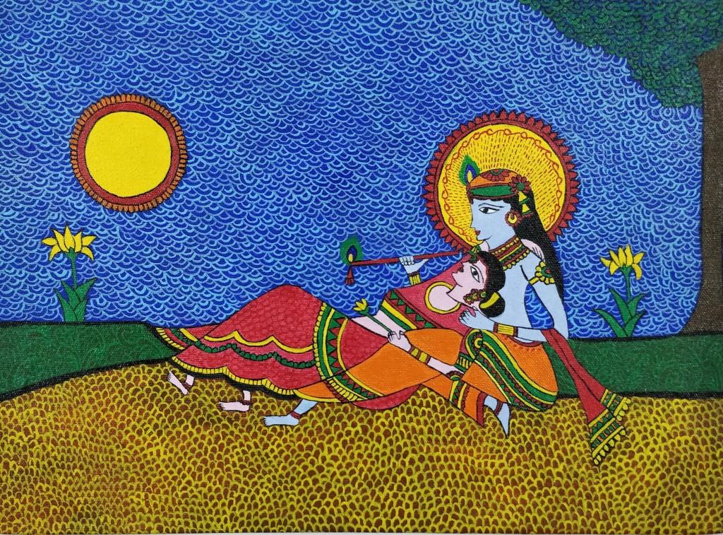 RadheKrishna- Love is bliss