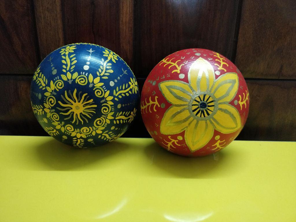 Colorful multipurpose pot